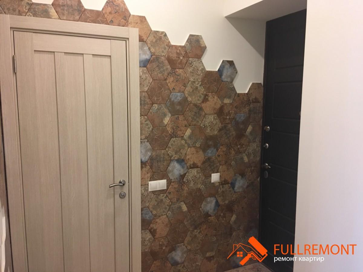 Капитальный ремонт квартиры Днепр