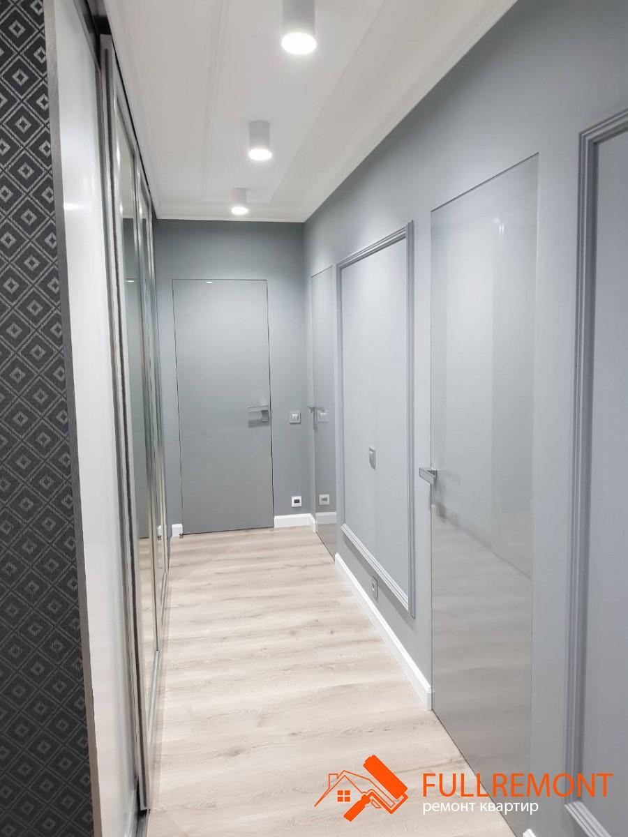 Капитальный ремонт квартиры в новостройке Днепропетровска