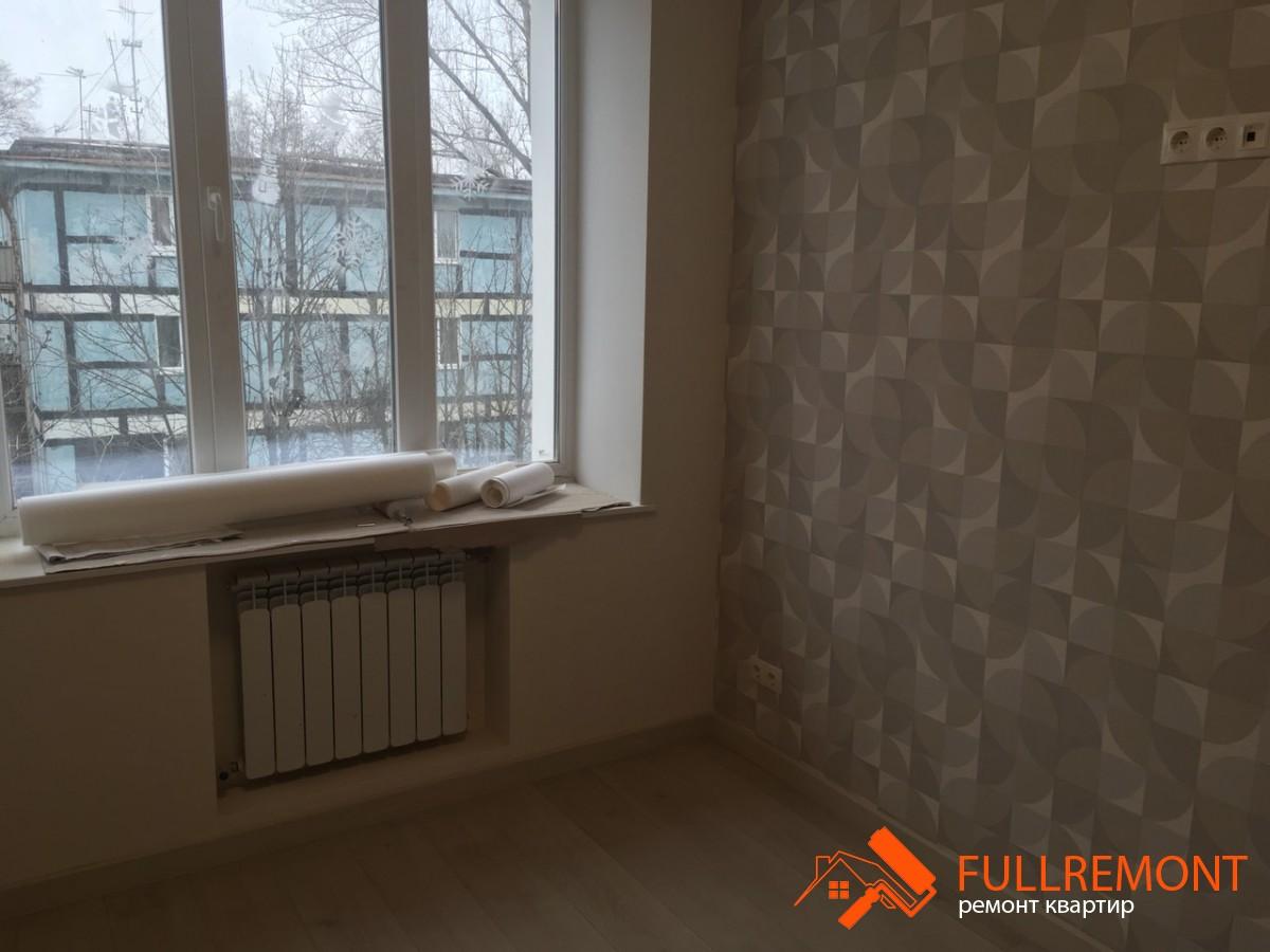 Капитальный ремонт квартир вторичного жилья Днепр
