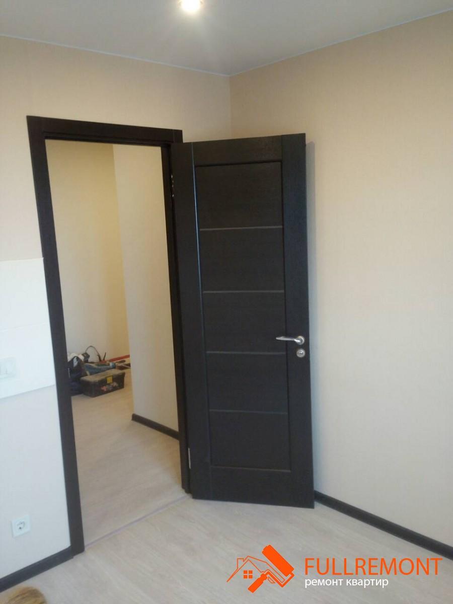 Пример косметического ремонта квартир в Днепропетровске компанией Fullremont